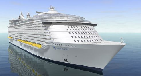 RCL Oasis of the Seas