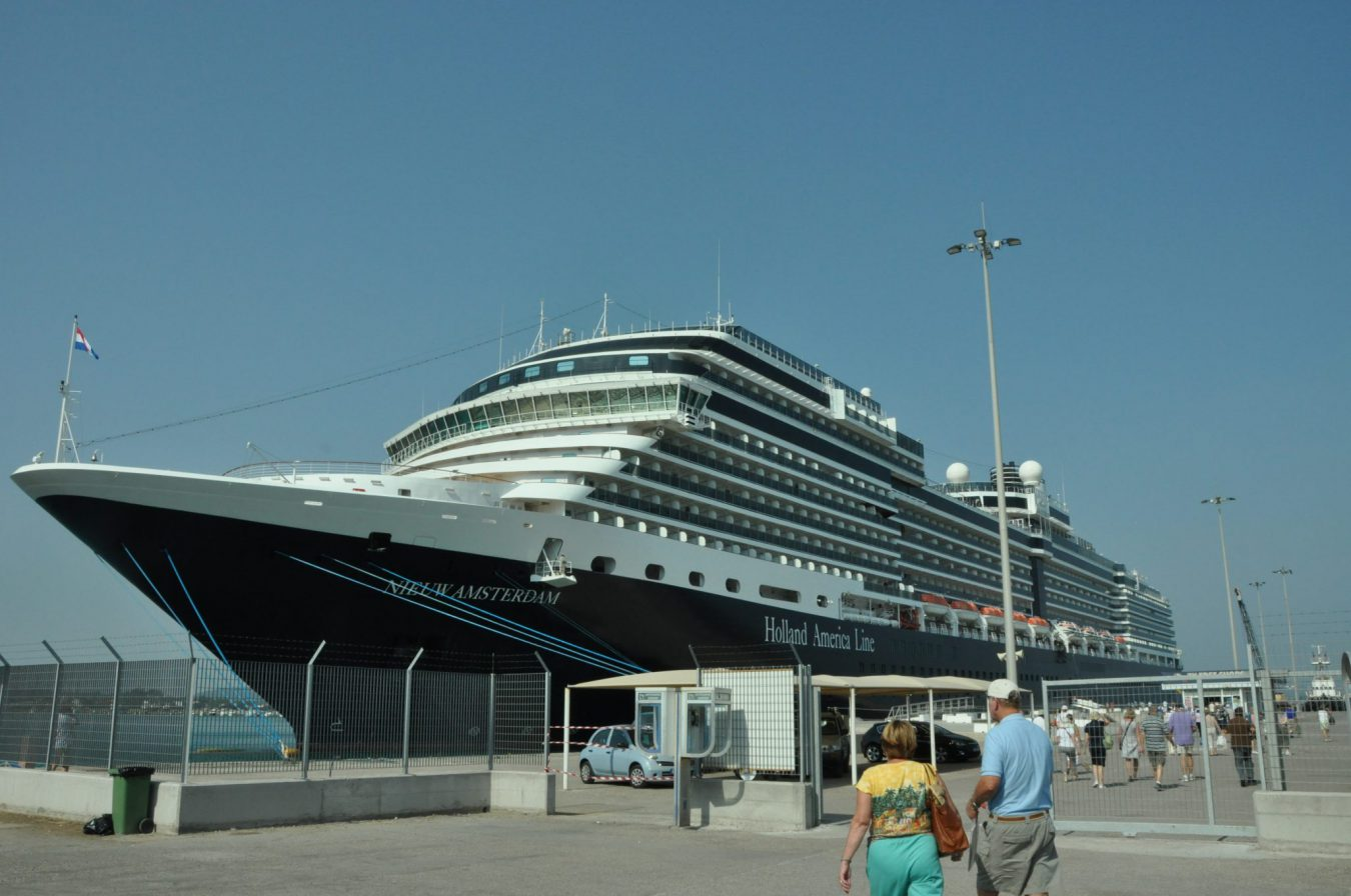 Cruising The Med Is A Dutch Treat On The Nieuw Amsterdam - Holland new amsterdam cruise ship