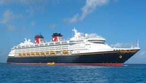 The Disney Magic is a great cruise for all ages.