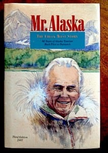 """Chuck West is known as """"Mr. Alaska"""""""