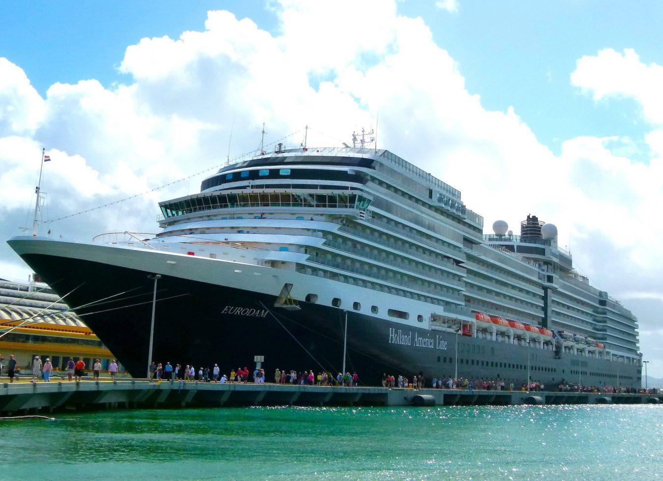 Cruising The Caribbean On The Eurodam AllThingsCruise - Eurodam cruise ship