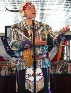White Bull explains Nez Perce customs and traditions.