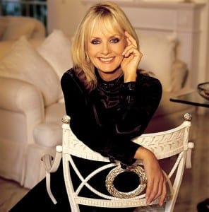 Supermodel Icon Twiggy named godmother of Emerald Waterways two new ships (Photo courtesy of Emerald Waterways)