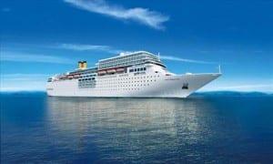 neoRomantica (photo courtesy of Costa Cruises)