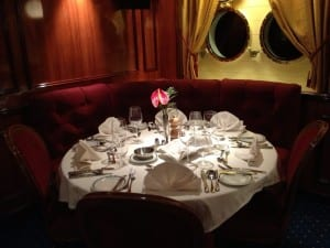 Royal Clipper dinning room