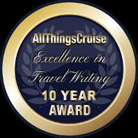 AllThingsCruise 10 Year Writing Award