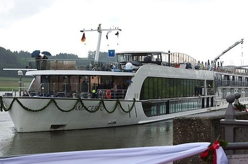 The AmaCerto joined Ama Waterways in 2012. (photo courtesy of AmaWaterways)