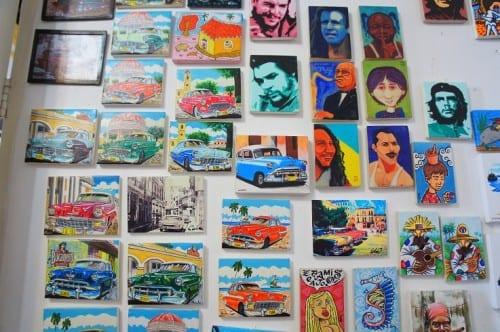 souvenir art