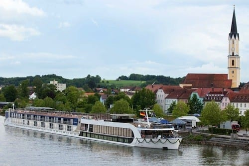The AmaCerto debuted in 2012. (Photo courtesy of AmaWaterways)
