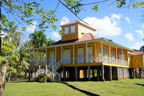 The Castro Family home in Biran