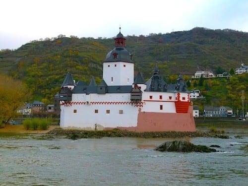 Small towns, cities and historic sites abound on a Rhine River cruise.