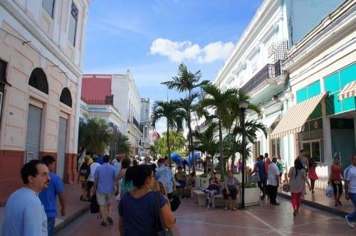 Shopping Promenade, Cienfuegos