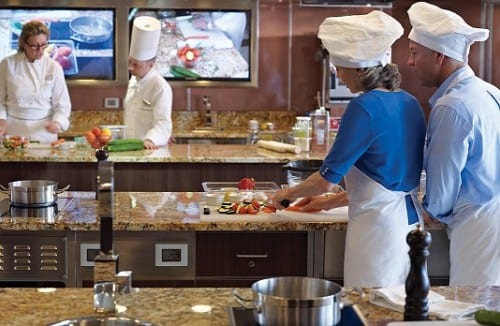Oceania to offer new culinary classes (Photo courtesy of Oceania Cruises)