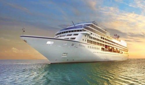Oceania Cruises' new ship coming April 2016, Sirena