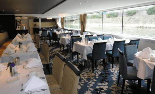 Dining room on Avalon Tapestry II