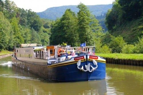 Le Panache (Photo Courtesy of European Waterways)