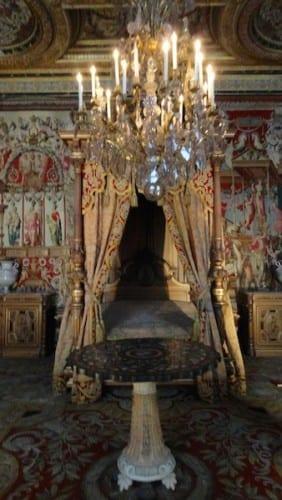 Napoleon I's bedroom