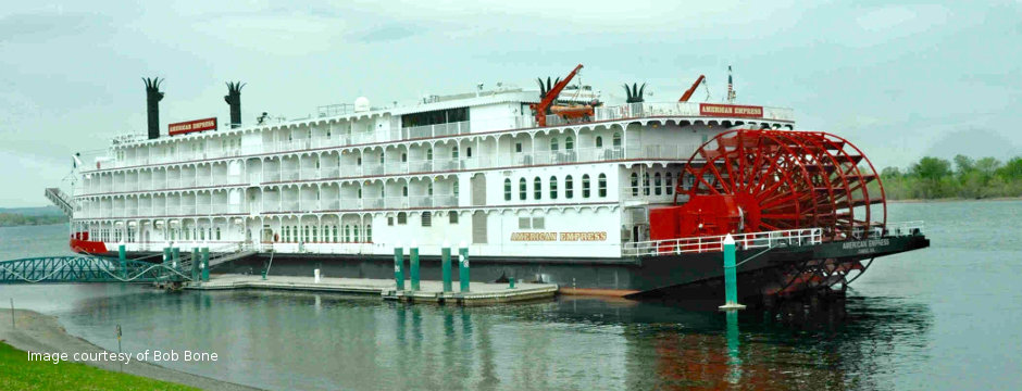 American Queen Steamboat Company - American Empress