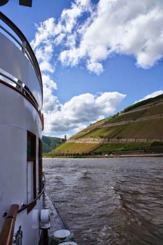 cruise along the Rhine