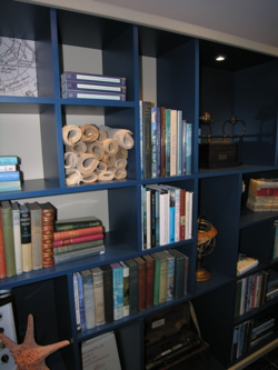 Viking Star is a floating library (Photo by David G. Molyneaux, TheTravelMavens.com)