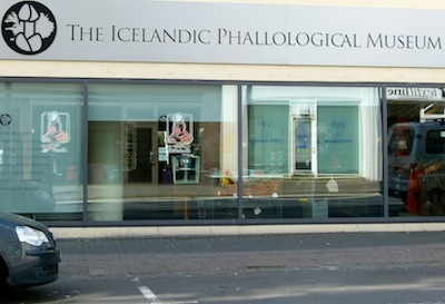 The Icelandic Phallological Museum is the only one of its kind in the world.