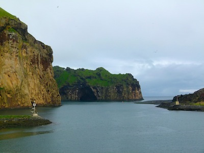 Westmann Islands were created by undersea volcano eruptions.