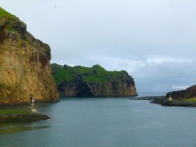 Westmann Islands were created by undersea volcano eruptions.