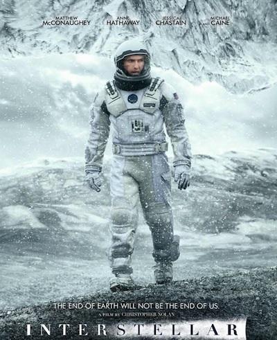 """Iceland's Svinafellsjökull glacier is featured in the new """"Interstellar"""" movie."""