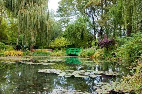 Giverny Gardens, beloved by Monet