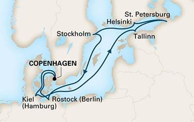HAL Baltic Map#2