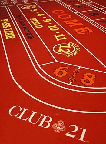 Eurodam Casino.
