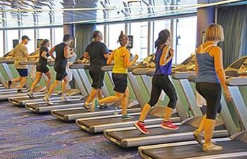 Eurodam Fitness Center