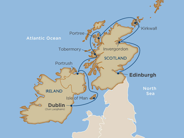 Scotland Cruises: All Ships and Ratings