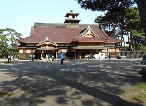 Goryokaku Fort in Hakodate