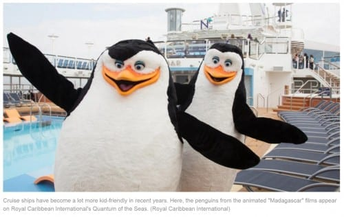 2016 Family Friendly Cruise Travel Planner Receives La Times Accolades Allthingscruise