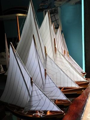 Model Boat Shop Bequia