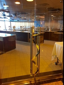Unfortunately, due to the CDC protocols for norovirus cleanup, the Culinary Center remains closed.