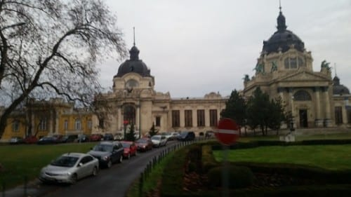 Széchenyi Bath.
