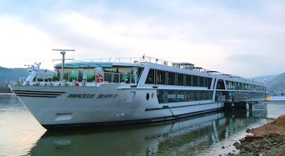 The Amadeus Silver II was launched in March, 2015.