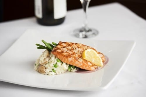 King Salmon (Photo courtesy of Princess Cruises)