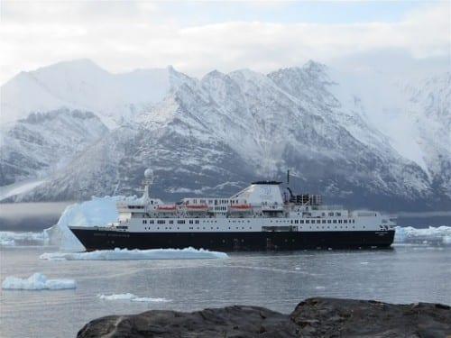 In Karrat Fjord
