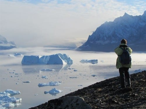 Magical Scenery in Karrat Fjord
