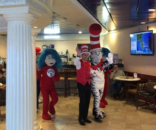 Cat in the Hat parade