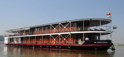 Photo courtesy of Pandaw Cruises