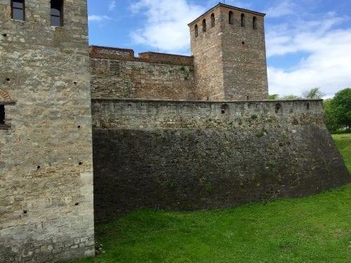 Baba Vida fortress in Vidin, Bulgaria