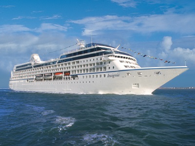 Oceania Cruises World Cruise Is Now Open For Reservations - Where is a cruise ship now