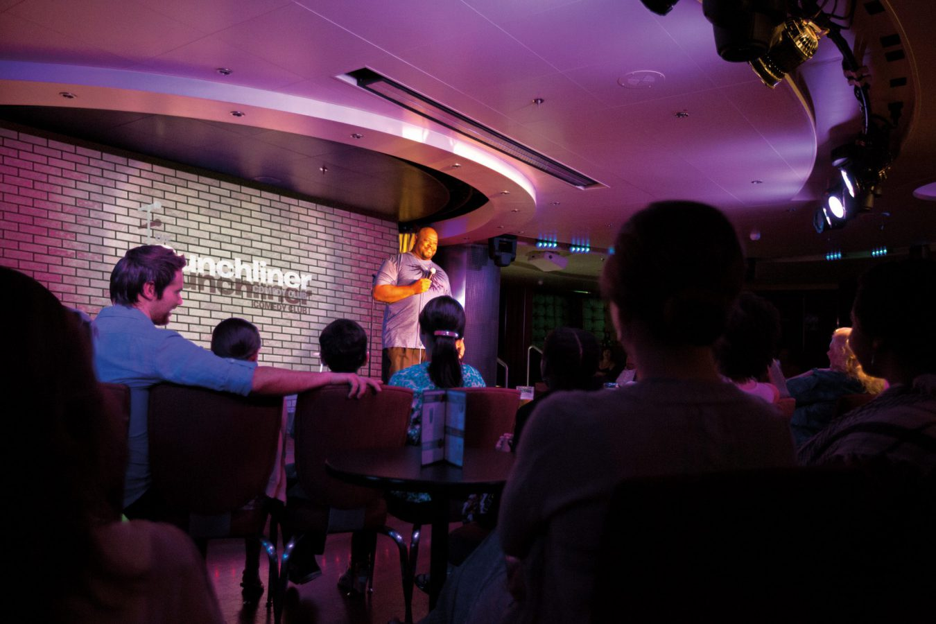 Carnival Cruise Lines Punchliner Comedy Club AllThingsCruise - Punchliner comedy club