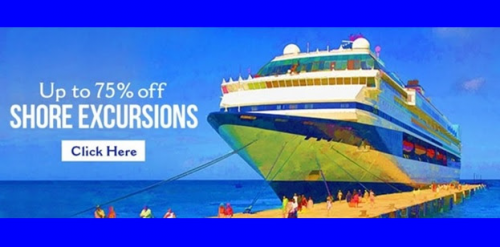 The Top 4 Reasons To Book Your Excursions Before You Sail