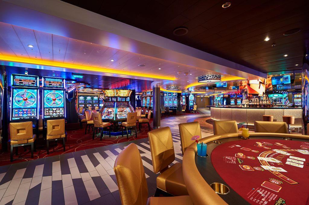 Casino Cruise Lines