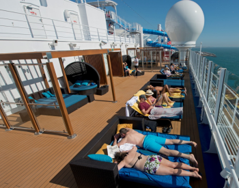 Carnival, that most American of cruise lines, won't return